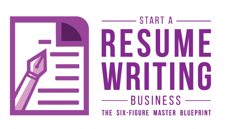 Start A Resume Writing Business Logo